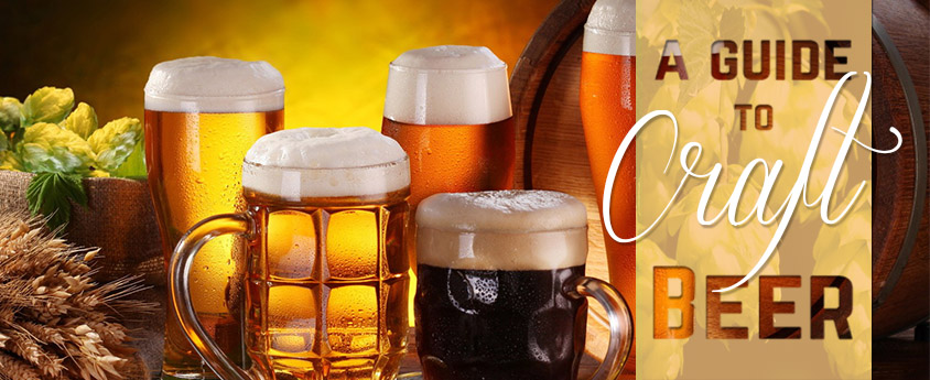 Guide to craft beers for Guide to craft beer