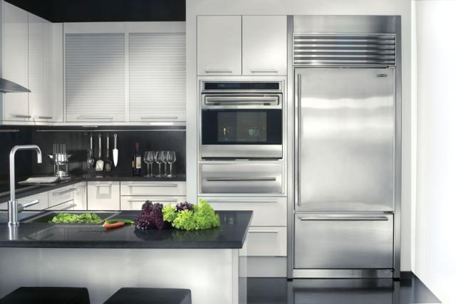 dacor discovery an alternative to sub zero refrigerators. Black Bedroom Furniture Sets. Home Design Ideas