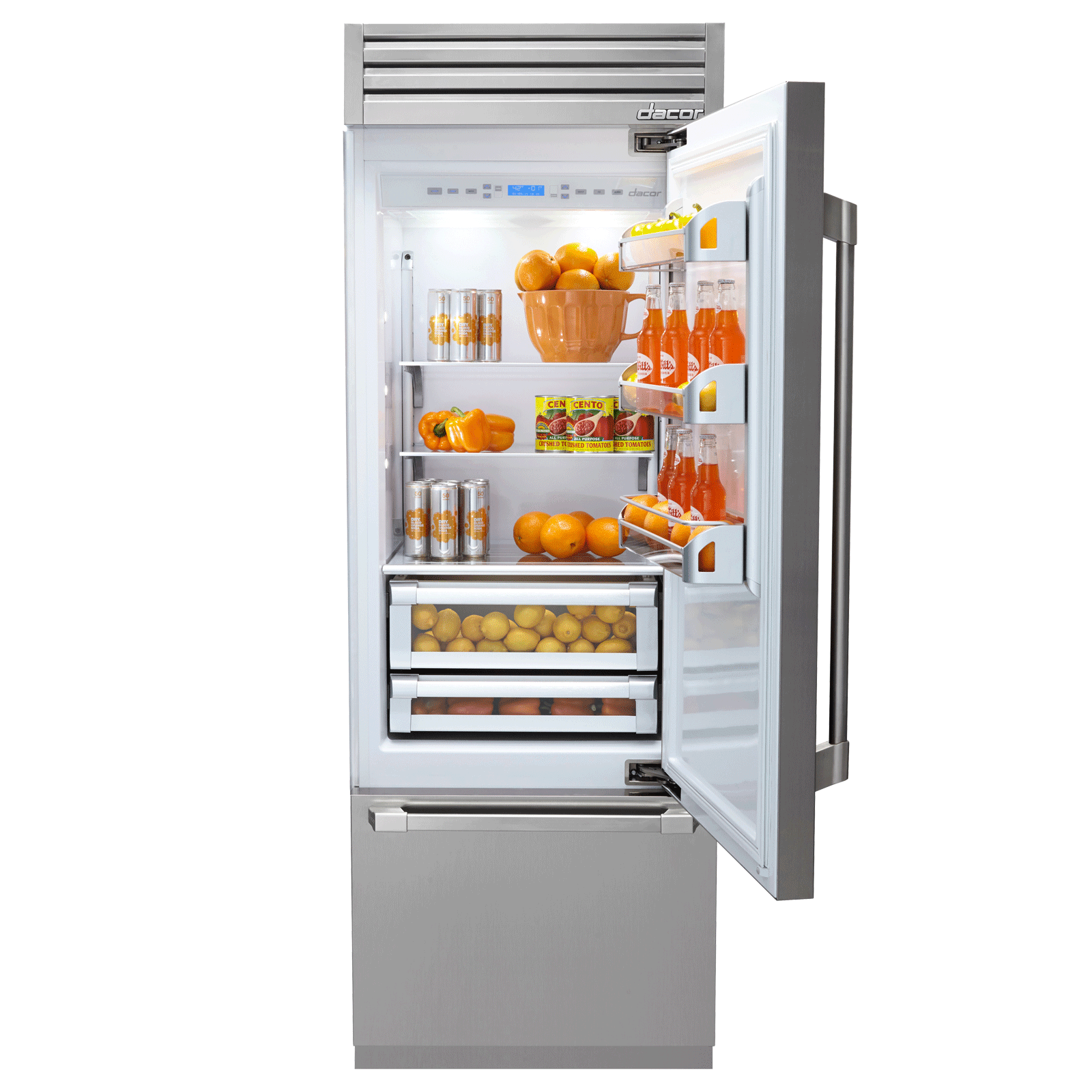 Best High End Refrigerators 2017 Who Makes The Best High