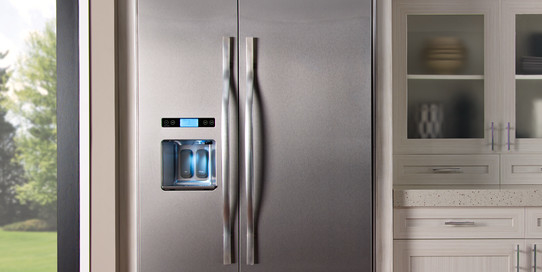 how to clean refrigerator coils on built-in refrigerator